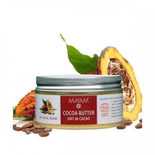 Unt de Cacao Bio 100g - Mayam